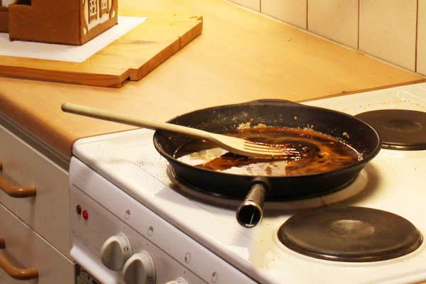 pepparkakshus klister recept